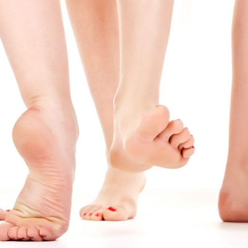 Beautiful Female Barefoot